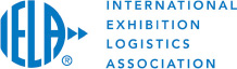 Logo IELA - International Exhibition Logistics Asscociation