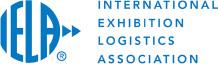 Logo IELA - International Exhibition Logistics Asscociation